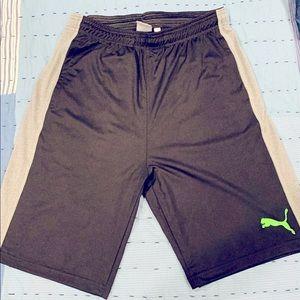 Men's Puma Basketball Shorts